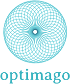 Optimago Media logo